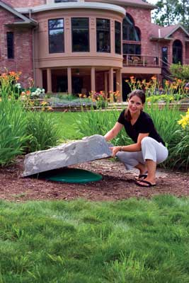Canadian Fake Rocks Faux Rocks For Landscaping Serving